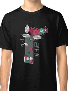 The Truth Behind Tetris Classic T-Shirt