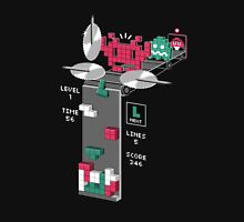The Truth Behind Tetris Unisex T-Shirt