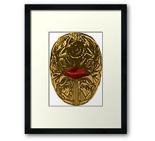 Cronos Device Framed Print