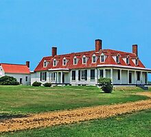 Appomattox Manor by RickDavis