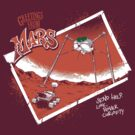 Greetings From Mars by Nathan Davis