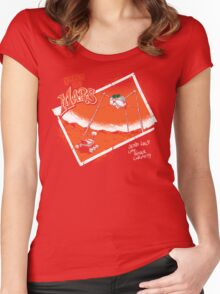 Greetings From Mars Women's Fitted Scoop T-Shirt