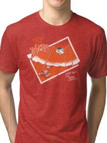 Greetings From Mars Tri-blend T-Shirt