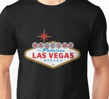 Las Vegas Nevada Unisex T-Shirt