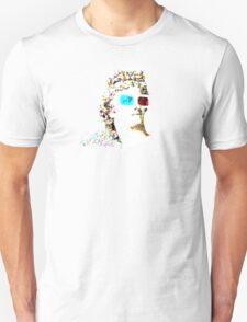 javaexe confetti Unisex T-Shirt