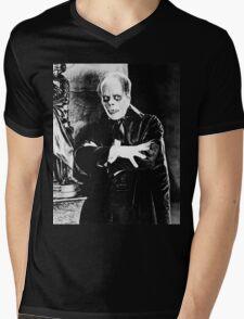 The Phantom of the Opera Mens V-Neck T-Shirt