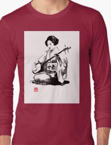 shamisen Long Sleeve T-Shirt