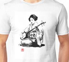 shamisen Unisex T-Shirt
