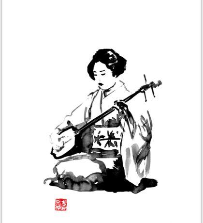shamisen Sticker