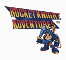 Rocket Knight Adventures by Thomas Green