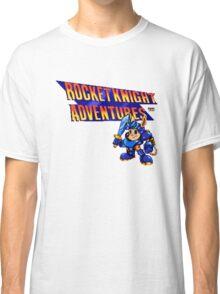 Rocket Knight Adventures Classic T-Shirt