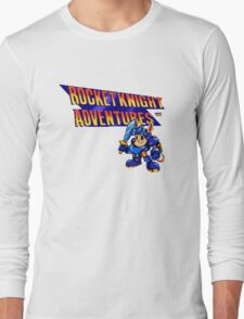 Rocket Knight Adventures Long Sleeve T-Shirt