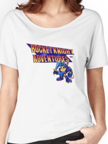 Rocket Knight Adventures Women's Relaxed Fit T-Shirt