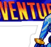 Rocket Knight Adventures Sticker