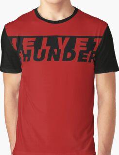 CODENAME: VELVET THUNDER Graphic T-Shirt