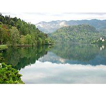 Lake Bled - Slovenia Photographic Print