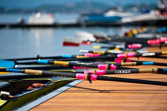 Rowing by Luca Renoldi
