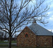 Church on Brigalow Street by styles