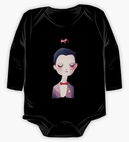 I Know You Are But What Am I? One Piece - Long Sleeve