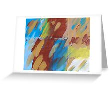 Color Blind Greeting Card