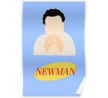 Newman Poster