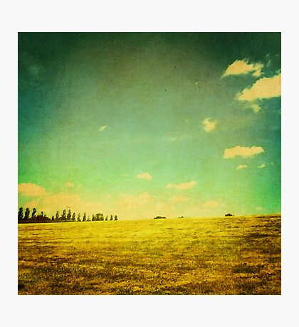 A Summer's Day Photographic Print