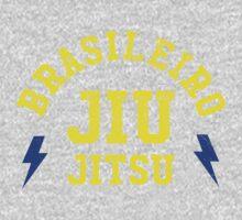 BRASILEIRO JIU JITSU One Piece - Long Sleeve