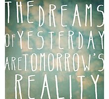 Dreams Of Yesterday Photographic Print