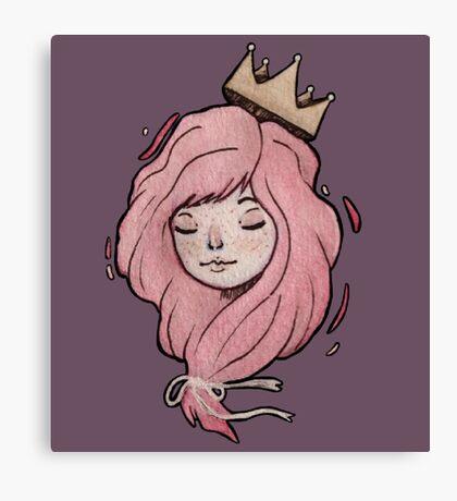 Little Crown Canvas Print