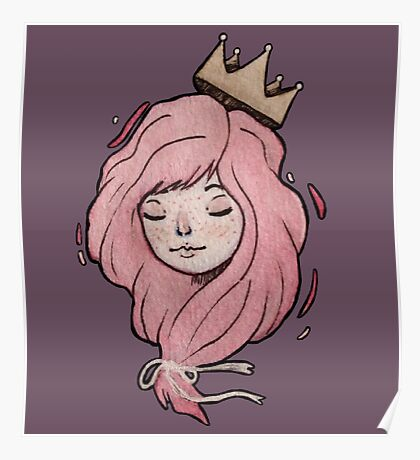 Little Crown Poster