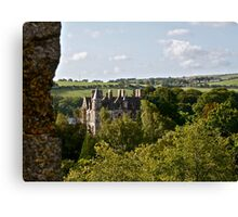Blarney House, County Cork, Ireland Canvas Print
