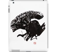 alien iPad Case/Skin