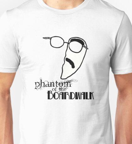 Phantom of the Boardwalk Unisex T-Shirt