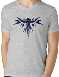 Halo 5: Guardians - Guardian Sentinel Silhouette Design  Mens V-Neck T-Shirt