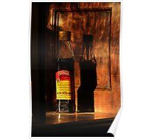 Balsamic vinegar. Poster