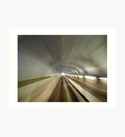 Cairngorm Funicular Art Print