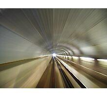 Cairngorm Funicular Photographic Print