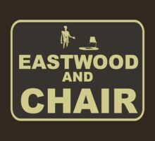 Eastwood and Chair on SNL by BUB THE ZOMBIE