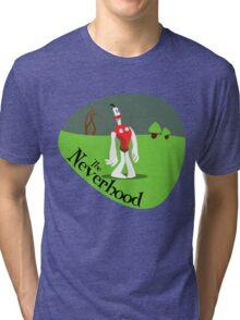 Game - The Neverhood Tri-blend T-Shirt