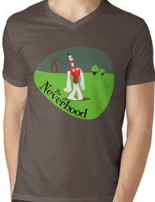 Game - The Neverhood Mens V-Neck T-Shirt