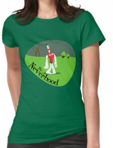 Game - The Neverhood Womens Fitted T-Shirt