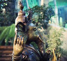 Ganesha by SylBe