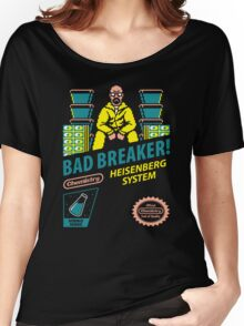 BAD BREAKER! Women's Relaxed Fit T-Shirt