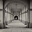 Balboa Park Archways by sunrisern