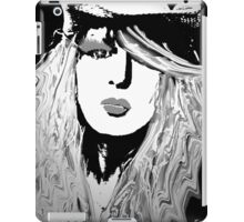 Grau iPad Case/Skin