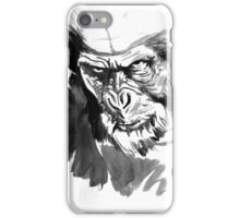 ape iPhone Case/Skin
