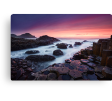 Causeway Dream Canvas Print