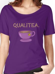 Qualitea.  Women's Relaxed Fit T-Shirt
