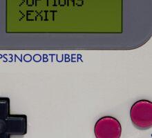 TPNT Gameboy! Sticker