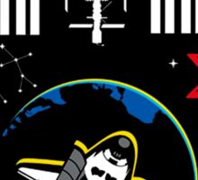 STS-131 Payload Team Patch Sticker